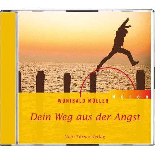 Wunibald Müller - Dein Weg aus der Angst. CD - Preis vom 19.10.2020 04:51:53 h