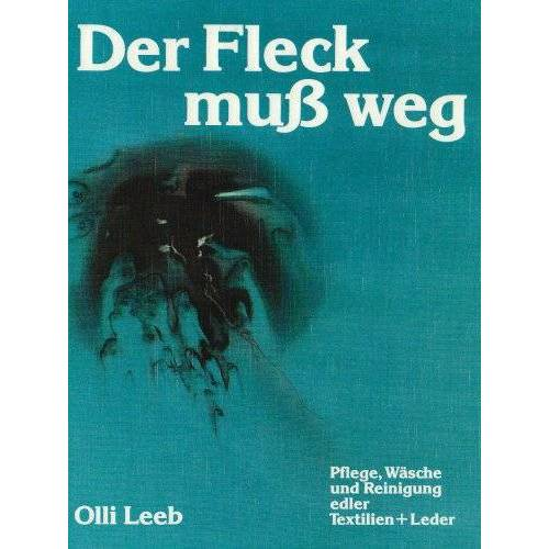 Olli Leeb - Der Fleck muß weg - Preis vom 20.10.2020 04:55:35 h