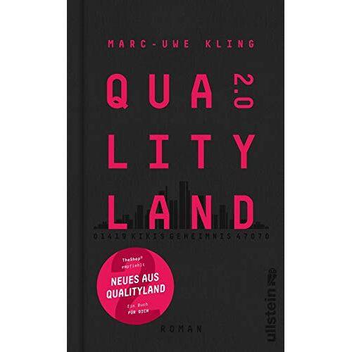 Marc QualityLand 2.0: Kikis Geheimnis - Preis vom 18.04.2021 04:52:10 h