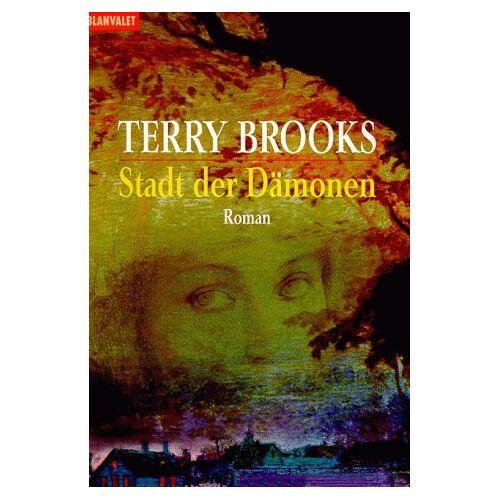 Terry Brooks - Stadt der Dämonen. Dämonenjäger 02. - Preis vom 20.10.2020 04:55:35 h