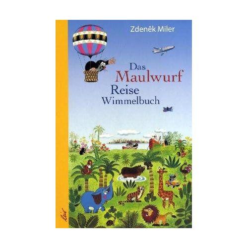 - Das Maulwurf Reise Wimmelbuch - Preis vom 12.05.2021 04:50:50 h