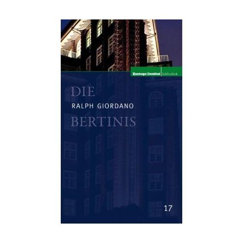 Ralph Giordano - Die Bertinis - Preis vom 21.10.2020 04:49:09 h