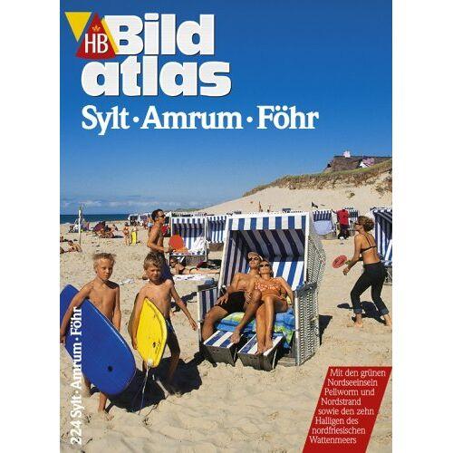 Nea Matzen - HB Bildatlas Sylt, Amrum, Föhr - Preis vom 21.10.2020 04:49:09 h