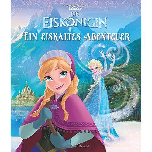 Parragon - Disney Die Eiskönigin - Ein eiskaltes Abenteuer - Preis vom 06.03.2021 05:55:44 h
