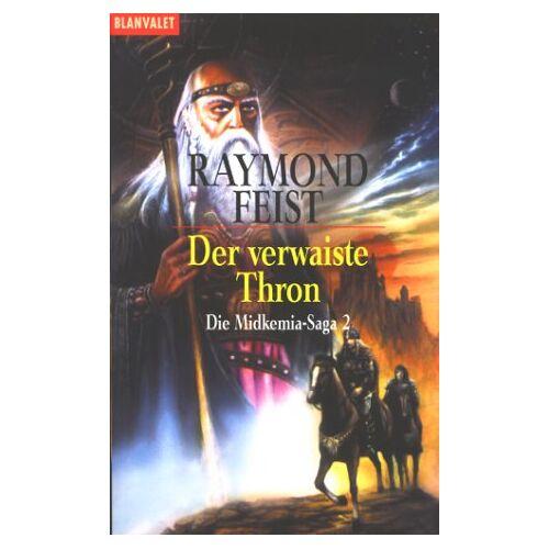Raymond Feist - Der verwaiste Thron - Preis vom 16.05.2021 04:43:40 h