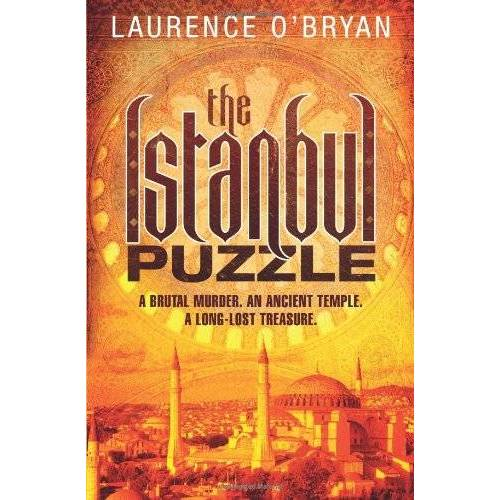 Laurence O'Bryan - The Istanbul Puzzle - Preis vom 24.02.2021 06:00:20 h