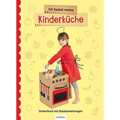 - Ich bastel meine Kinderküche: Stickerbuch mit Bastelanleitungen - Preis vom 27.02.2021 06:04:24 h