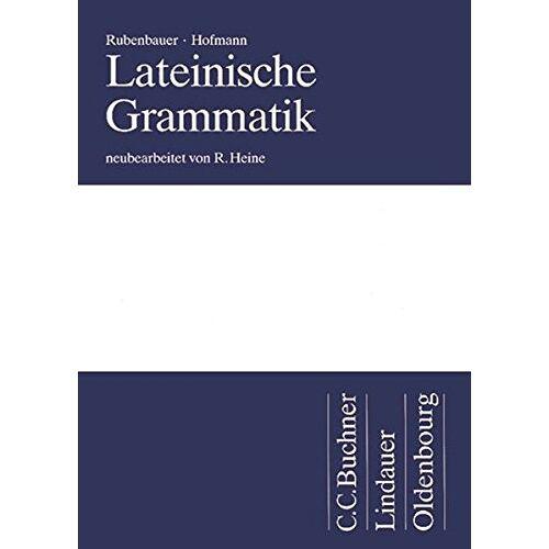 Rolf Heine - Lateinische Grammatik - Preis vom 18.04.2021 04:52:10 h
