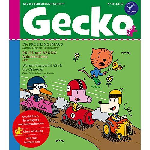 Ulf K. - Gecko Kinderzeitschrift Band 46: Die Bilderbuch-Zeitschrift - Preis vom 14.05.2021 04:51:20 h