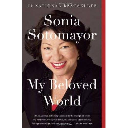 Sonia Sotomayor - My Beloved World - Preis vom 13.05.2021 04:51:36 h