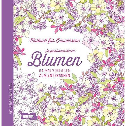 - Malbuch für Erwachsene Blumen - Preis vom 22.09.2019 05:53:46 h