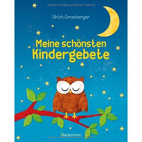 Ulrich Grasberger - Meine schönsten Kindergebete - Preis vom 08.05.2021 04:52:27 h