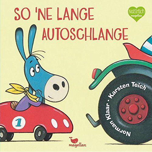 Norman So 'ne lange Autoschlange - Preis vom 18.04.2021 04:52:10 h