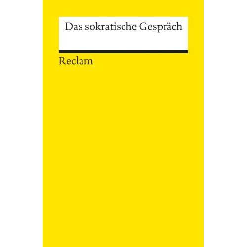 Dieter Birnbacher - Das sokratische Gespräch - Preis vom 03.05.2021 04:57:00 h
