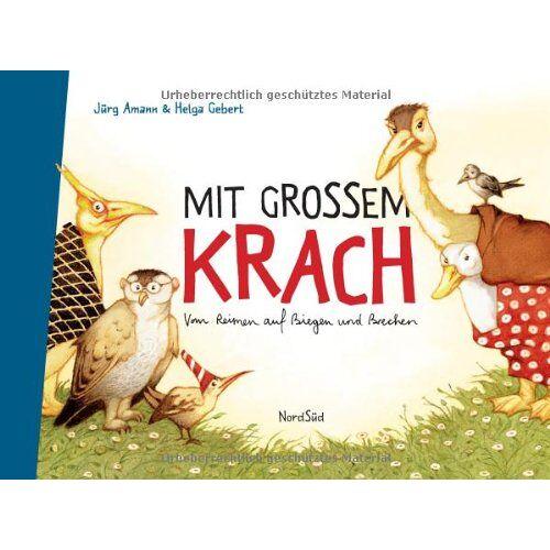 Jürg Amann - Mit großem Krach: Vom Reimen auf Biegen und Brechen - Preis vom 21.10.2020 04:49:09 h