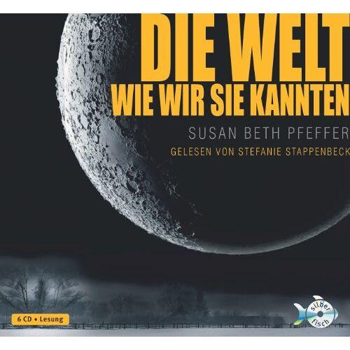 Pfeffer, Susan Beth - Die Welt, wie wir sie kannten: : 6 CDs - Preis vom 19.10.2020 04:51:53 h