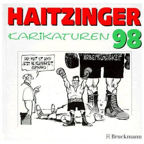 Horst Haitzinger - Karikaturen 1998 - Preis vom 03.05.2021 04:57:00 h