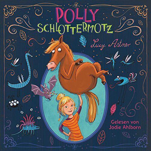 Lucy Astner - Polly Schlottermotz: 2 CDs - Preis vom 11.04.2021 04:47:53 h