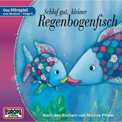 der Regenbogenfisch - 06/Schlaf Gut,Kleiner Regenbogenfisch - Preis vom 25.02.2021 06:08:03 h