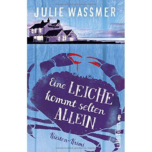 Julie Wassmer - Eine Leiche kommt selten allein: Küsten-Krimi (Ein Pearl-Nolan-Krimi, Band 2) - Preis vom 19.10.2020 04:51:53 h