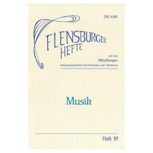 Neumann, Klaus D - Flensburger Hefte, Bd. 19: Musik - Preis vom 21.10.2020 04:49:09 h