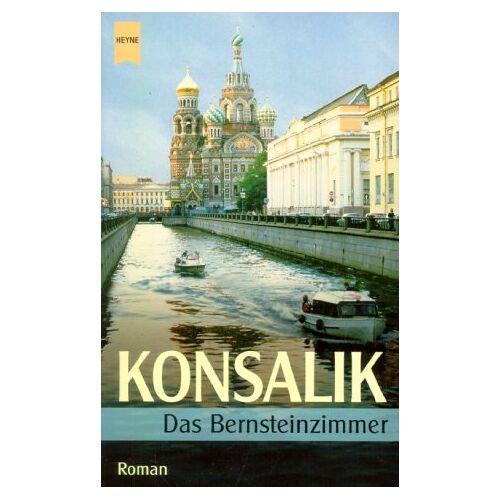 Konsalik, Heinz G. - Das Bernsteinzimmer. Roman. - Preis vom 06.09.2020 04:54:28 h