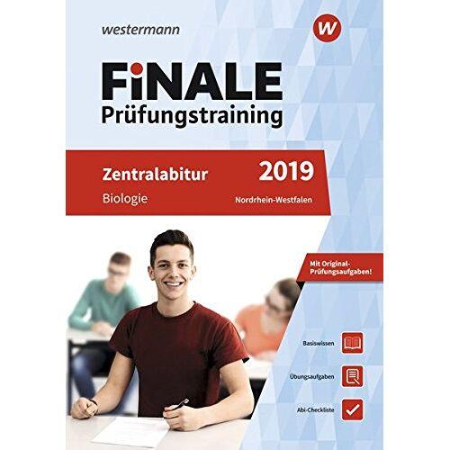 Dieter Feldermann - FiNALE Prüfungstraining Zentralabitur Nordrhein-Westfalen: Biologie 2019 - Preis vom 10.05.2021 04:48:42 h