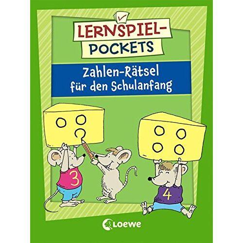 - Lernspiel-Pockets - Zahlen-Rätsel für den Schulanfang - Preis vom 22.11.2020 06:01:07 h