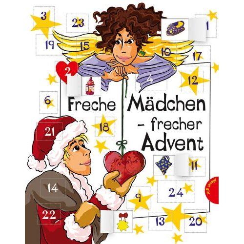 Sabine Both - Freche Mädchen - frecher Advent! aus der Reihe Freche Mädchen - freche Bücher - Preis vom 23.02.2021 06:05:19 h