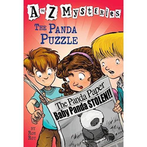 Ron Roy - A to Z Mysteries: The Panda Puzzle[ A TO Z MYSTERIES: THE PANDA PUZZLE ] By Roy, Ron ( Author )Feb-26-2002 Paperback - Preis vom 05.03.2021 05:56:49 h