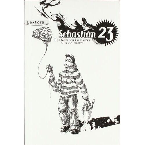 Sebastian 23 - Ein Kopf verpflichtet uns zu nichts - Preis vom 18.04.2021 04:52:10 h
