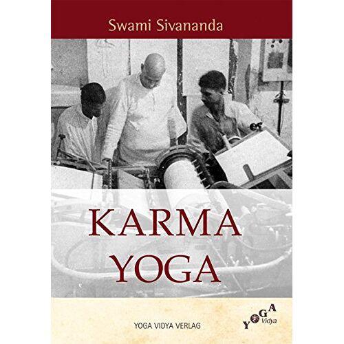 Swami Sivananda - Karma Yoga - Preis vom 13.11.2019 05:57:01 h