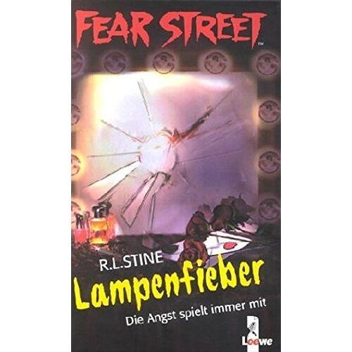 Stine, Robert L. - Lampenfieber (Fear Street) - Preis vom 18.04.2021 04:52:10 h
