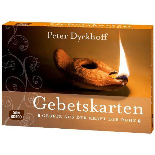 Peter Dyckhoff - Gebetskarten - Gebete aus der Kraft der Ruhe - Preis vom 06.04.2020 04:59:29 h