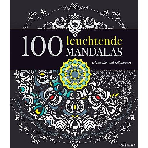- 100 leuchtende Mandalas - Preis vom 22.04.2021 04:50:21 h