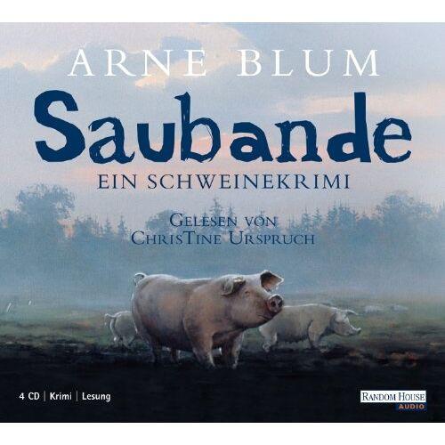 Arne Blum - Saubande: Ein Schweinekrimi - Preis vom 06.09.2020 04:54:28 h