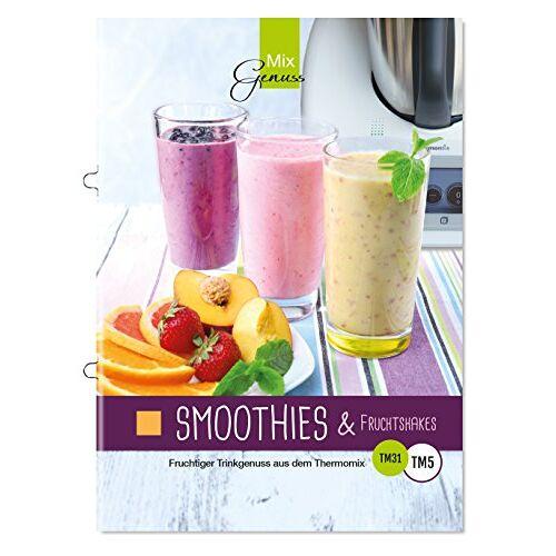 Corinna Wild - Smoothies & Fruchtshakes: Fruchtiger Trinkgenuss aus dem Thermomix - Preis vom 02.10.2019 05:08:32 h