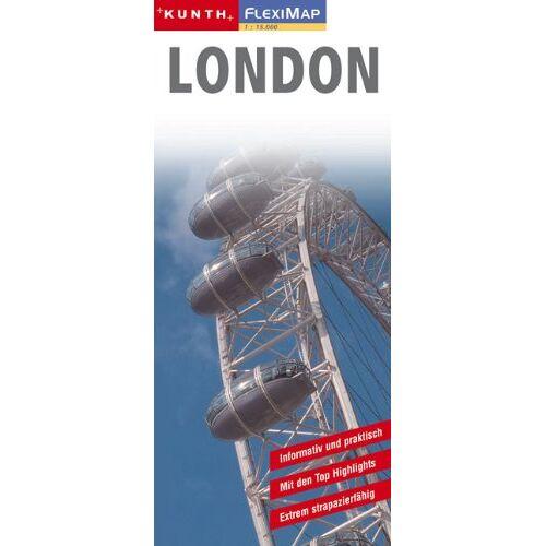 - FlexiMap : London: Fleximaps Europa - Preis vom 21.04.2021 04:48:01 h