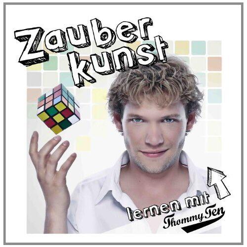 Thomas Höschele - Zauberkunst lernen mit Thommy Ten - Preis vom 18.04.2021 04:52:10 h