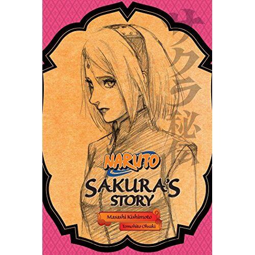 Jocelyne Allen - Naruto: Sakura's Story (Naruto Mixed) - Preis vom 07.03.2021 06:00:26 h