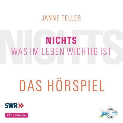 Janne Teller - Nichts. Was im Leben wichtig ist - Das Hörspiel: : 1 CD - Preis vom 10.05.2021 04:48:42 h