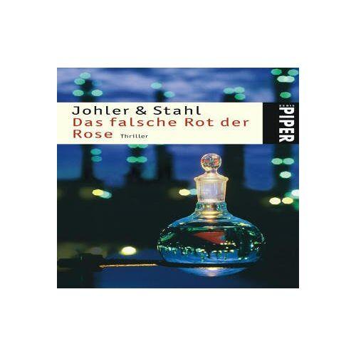 Jens Johler - Das falsche Rot der Rose: Thriller - Preis vom 20.10.2020 04:55:35 h