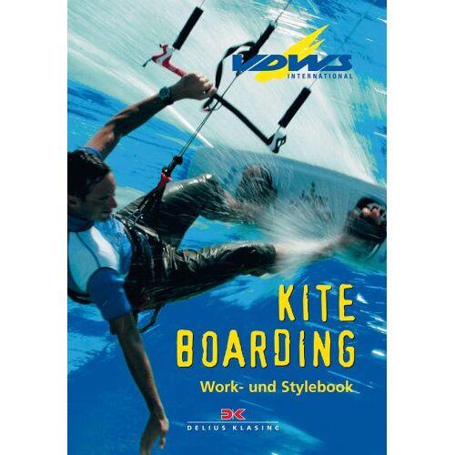 - Kiteboarding: Work- und Stylebook - Preis vom 06.09.2020 04:54:28 h