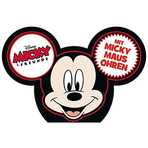 - Disney Micky & Freunde: Mit Micky-Maus-Ohren (Disney Micky Maus) - Preis vom 18.04.2021 04:52:10 h