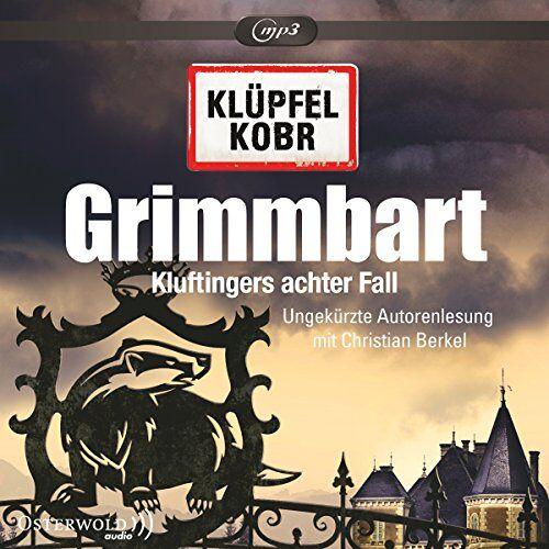 Volker Klüpfel - Grimmbart: Kluftingers achter Fall : 2 CDs (Ein Kluftinger-Krimi, Band 8) - Preis vom 21.10.2020 04:49:09 h