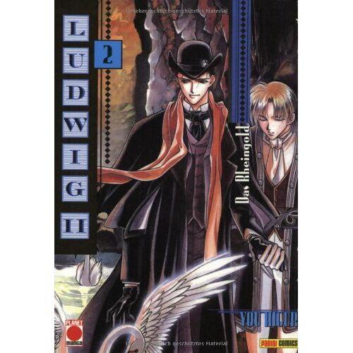 You Higuri - Ludwig II, Bd. 2: Das Rheingold - Preis vom 18.04.2021 04:52:10 h
