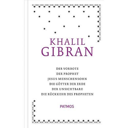 Khalil Gibran - Sämtliche Werke - Band 4 - Sämtliche Werke in 5 Bänden - Preis vom 18.11.2019 05:56:55 h