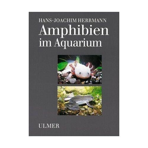 Hans-Joachim Herrmann - Amphibien im Aquarium - Preis vom 20.10.2020 04:55:35 h