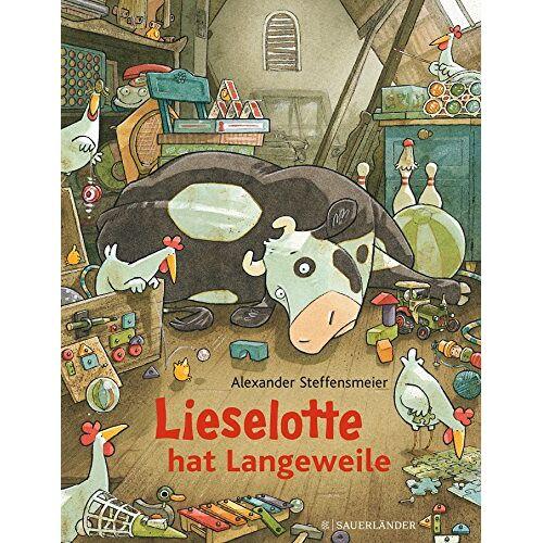 Alexander Steffensmeier - Lieselotte hat Langeweile - Preis vom 15.08.2019 05:57:41 h