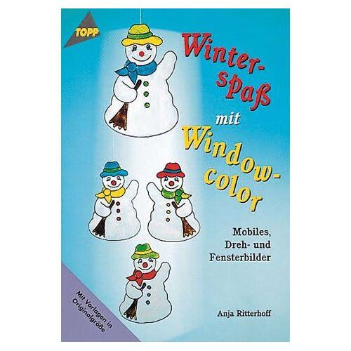 Anja Ritterhoff - Winterspaß mit Windowcolor - Preis vom 20.01.2021 06:06:08 h